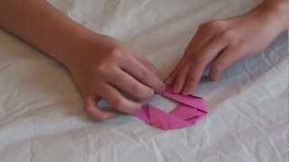 How To Make An Origami Rabbit Head