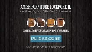 Amish Furniture Gallery Review | Quality Wooden Furniture | Homer Glen