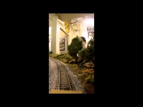 Purdue Railroad Club Layout Tour