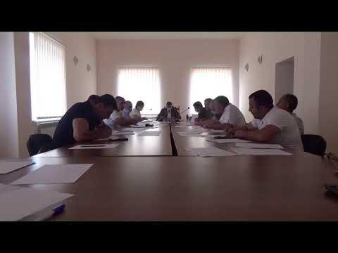 Սպիտակ համայնքի ավագանու հերթական 14.08.2020թ. նիս
