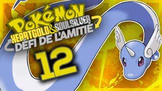 POKÉMON OR HEART GOLD #12 - Une pêche qui fouette ! - DÉFI DE L'AMITIÉ