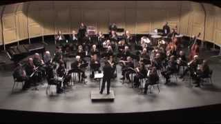 March of the Martians by Emil Soderstrrom performed by College of Marin Symphonic Band