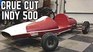 '60s Indy 500 Go Kart Barn Find!