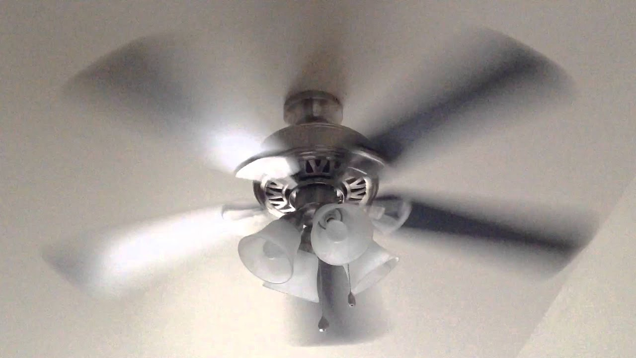 Harbor breeze springfield ii ceiling fan 2 youtube harbor breeze springfield ii ceiling fan 2 aloadofball Choice Image