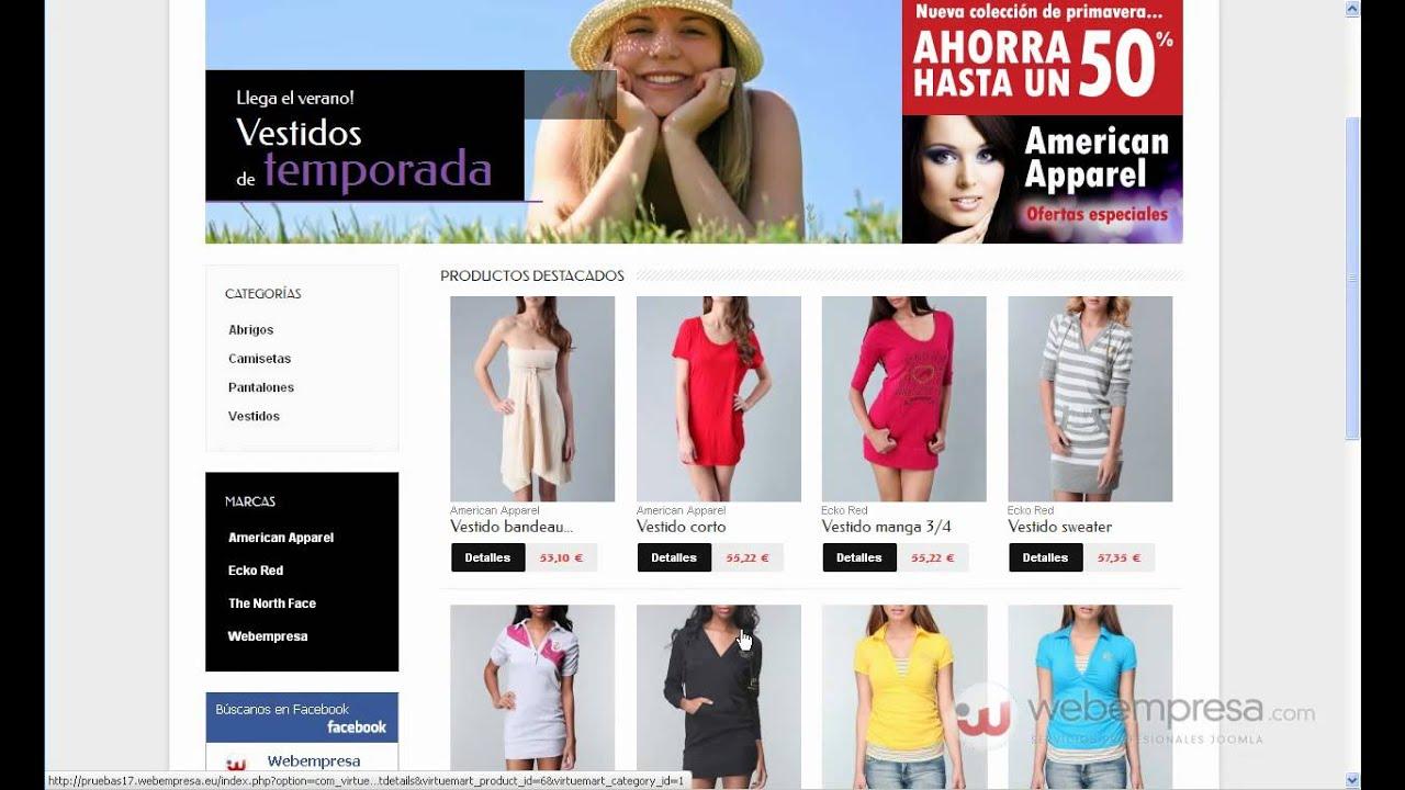 Pack Tienda Webempresa (paso 2): Cambiar imágenes de la galería ...