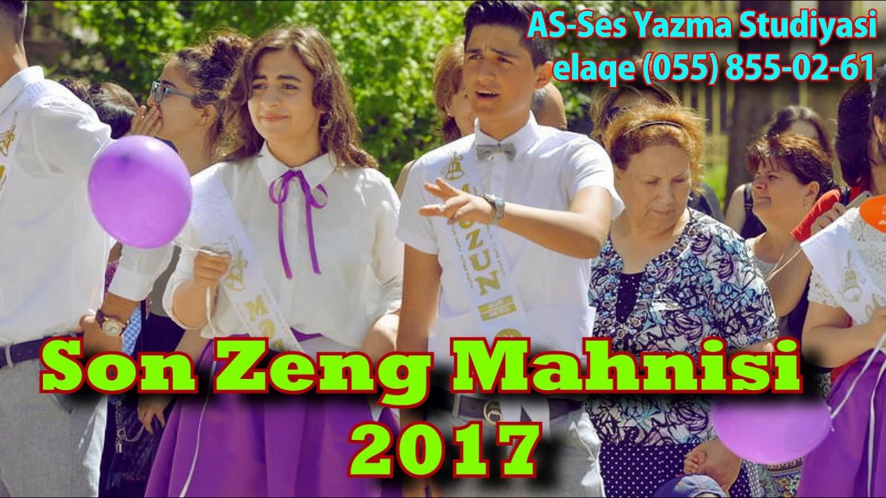 Son Zeng Mahnisi 2017 Yatcaz Kalkcaz Mezun 11 Yeni Sozler By Səsyazma Studiyasi