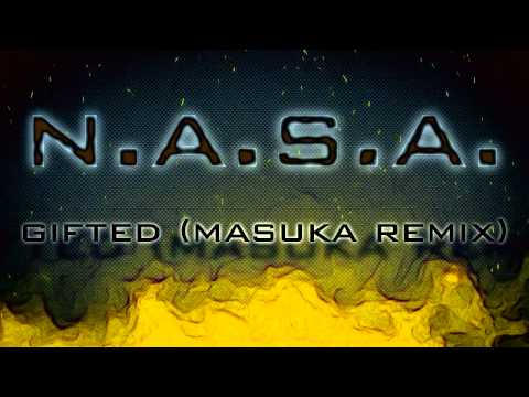 N.A.S.A. feat. Kanye West - Gifted (Masuka Remix)