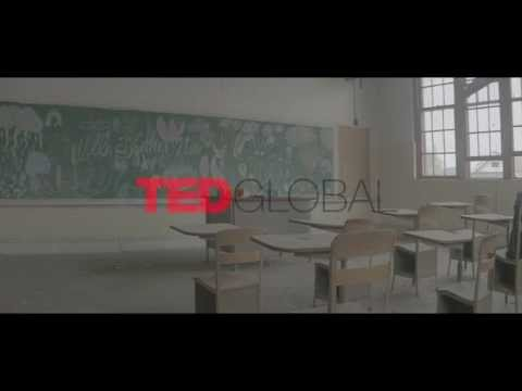 Video: Opening titles for All Together Now, Session 12 of TEDGlobal 2013