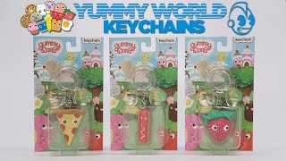 Yummy World Keychains! Ep 3