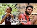 Baarish (Half Girlfriend) & Tere Bin Nai Lagda Dil Mera Dholna (Flute Cover) By Divine Flute Mp3
