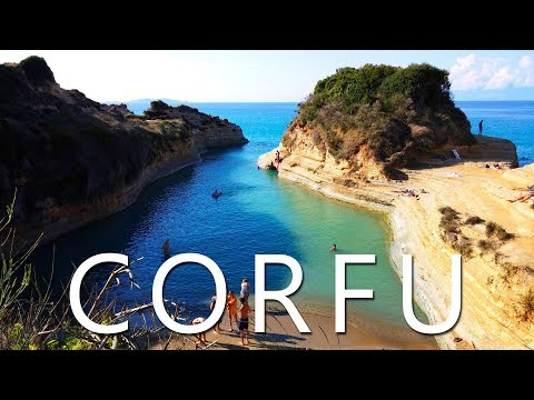 Must See Places In Corfu Island - Greece