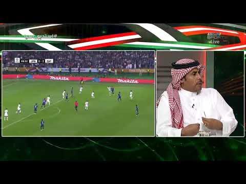 عبدالعزيز السويد - قطر تسيدت الملعب أمام اليابان وكنا نعتقد أنها تلعب بتكتيك لكل مباراة #أستديو_آسيا