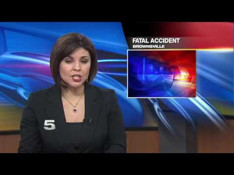 2 People Killed in Crash in Brownsville