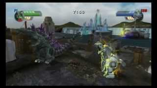I play and re-review Godzilla Unleashed for Wii on my WiiU.