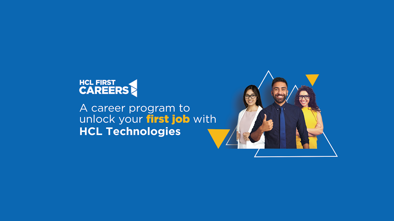HCL First careers