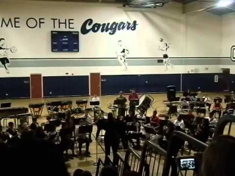 Legion off Merit performed at Cucamonga Middle School