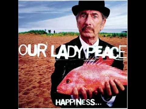 Our Lady Peace- Blister (acoustic)