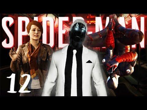MISTER NEGATIVE BOSS BATTLE : Marvels Spider-Man PS4 Part 12