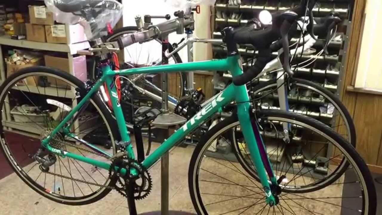 Review 2015 Trek Lexa C Youtube