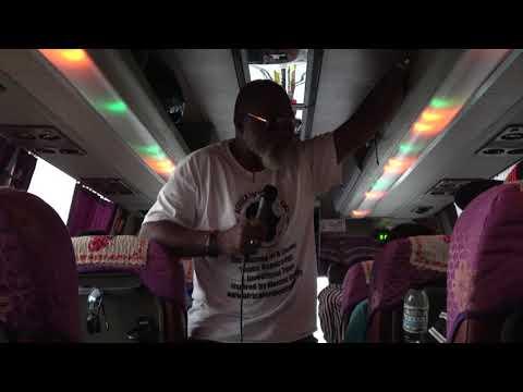 Archie Intro for Ghana, Togo & Benin Roots Tour Nov 2017