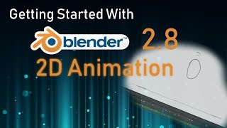 Blender 2 8 Grease Pencil Tutorial 2D Animation