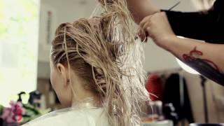 Процедура ухода за волосами Olaplex
