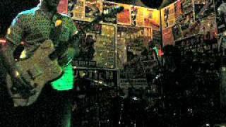 Reverend Beat - Man and The Bonnevilles, The Halt, Glasgow, June 20th 09
