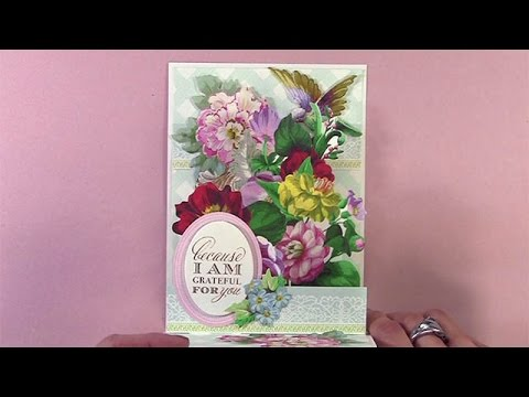 Anna Griffin Pretty Pop Ups All Occasion Card Making Kit