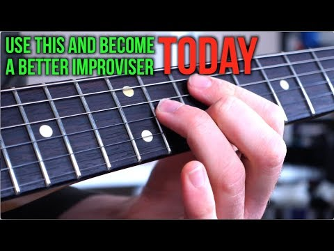 How To Highlight Chord Changes When Improvising