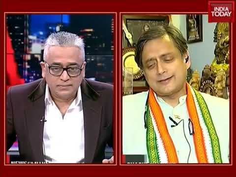 Why BJP Has Not Built Statue Of Gandhi: Shashi Tharoor