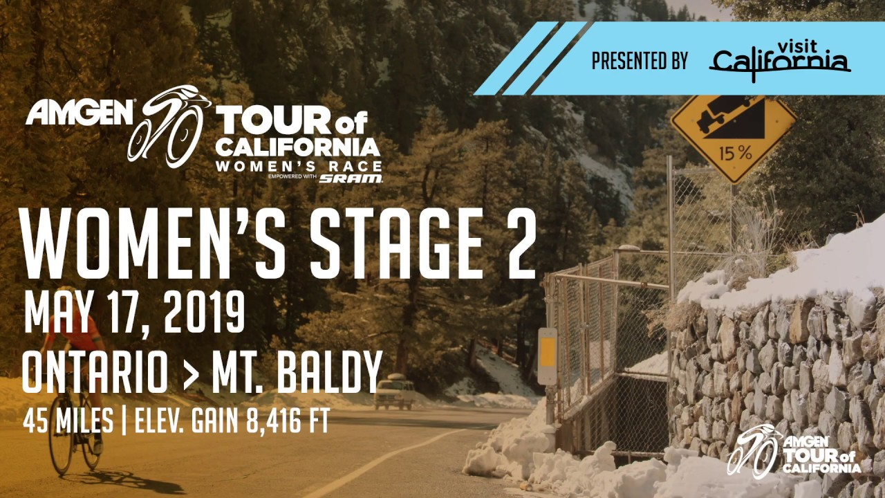 Tour of California 2019 route guide - Cycling Weekly