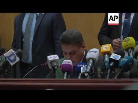 Verdict in Morsi trial postponed to May 7