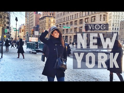 New York, Thoughts on Courage and School | Mimi Ikonn Vlog
