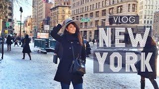 New York, Thoughts on Courage and School | Mimi Ikonn Vlog