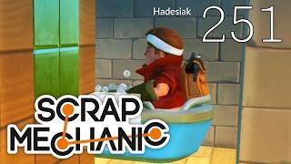 🔥 Scrap Mechanic [#251] GŁÓWNY BUDYNEK/TOALETA LOTNISKA!