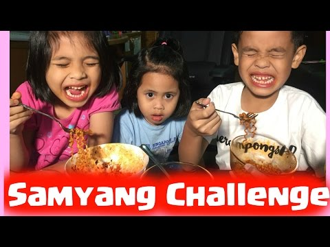 THE ORIGINAL SAMYANG CHALLENGE  TheRempongs