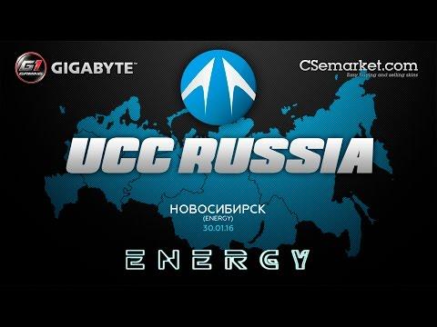 Aimshow vs Reientless | UCC: Russia Novosibirsk CS:GO