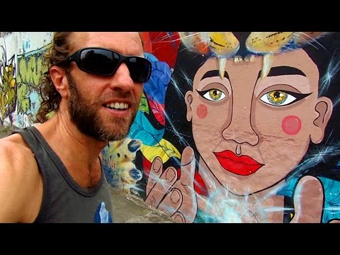 Exploring CALI, Colombia: Salsa Dancing & Amazing Graffiti Art