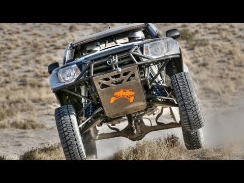 Toyota Tacoma Suspension - Long Travel Off Road Lift Kits | Total Chaos Off Road Racing