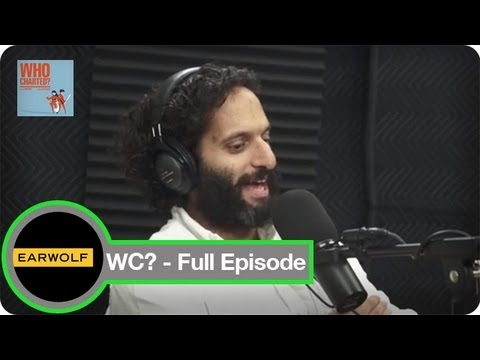 Jason Mantzoukas  | Who Charted?  | Video Podcast Network