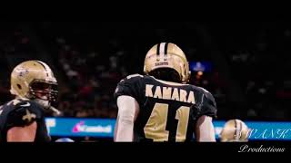 "Alvin Kamara    ""No Flag""    Rookie Highlights HD"