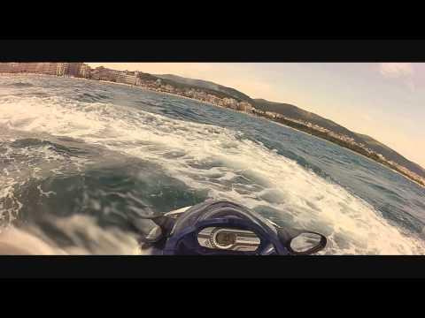 [ GoPro Hero 2 ] Jet Ski @ Sunny Beach Bulgaria 2012