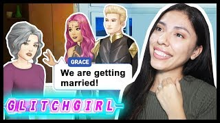 WE'RE GETTING MARRIED! - GLITCH GIRL (Episode 9) - App Game