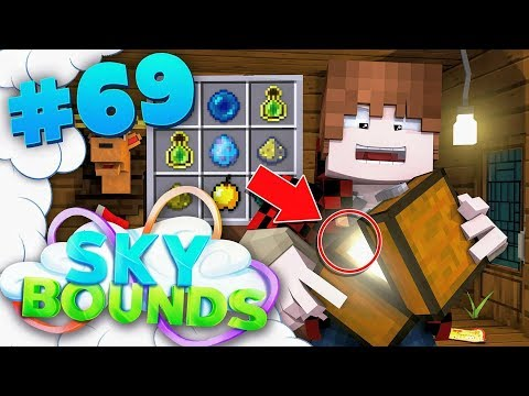 EPIC CRATE OPENING! | SKYBOUNDS ISLAND #69 (SkyBlock SMP)