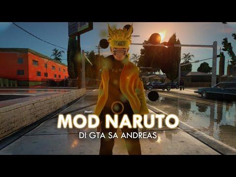 Mod Naruto Rikudou Sennin - GTA SA PC