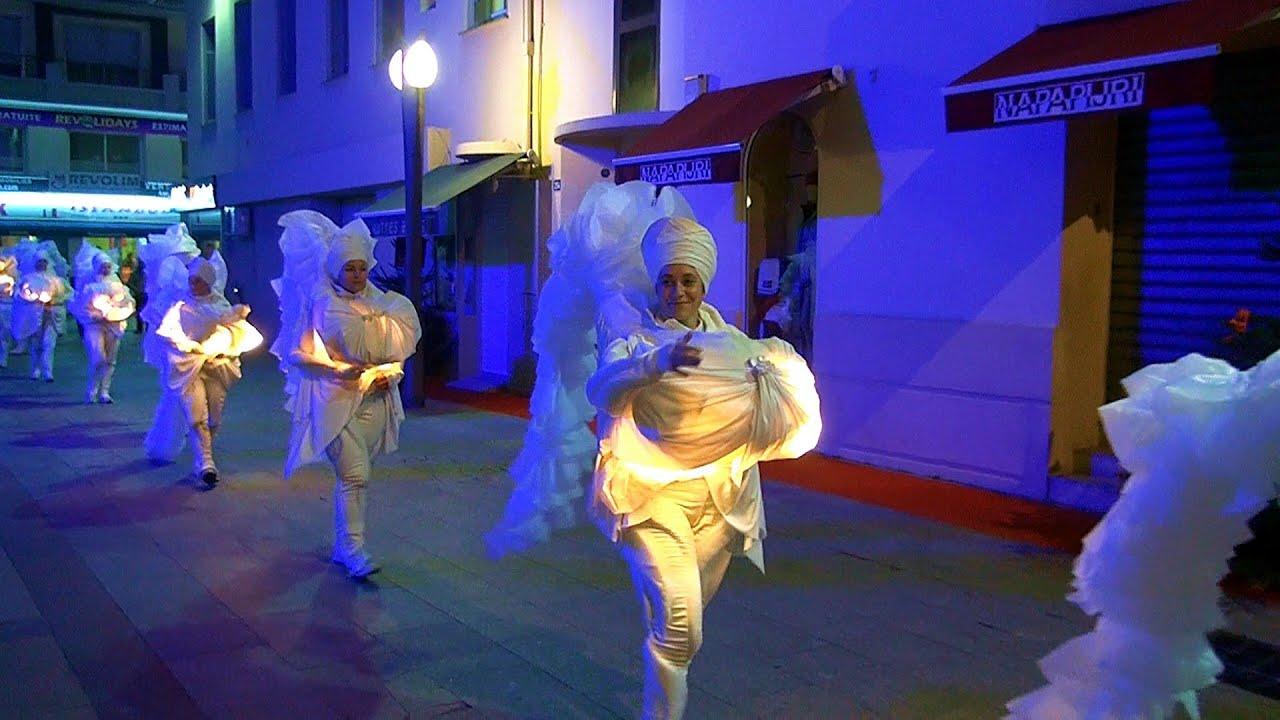 F te de la lumi re saint rapha l 2014 segunda parte youtube for La table saint raphael