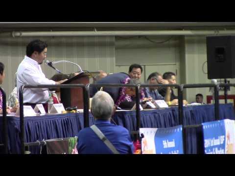 USJF/USJA Judo Nationals 2014-Opening ceremonies
