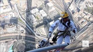 Behind the Scenes Burj Khalifa Dubai New Year Fireworks 2016