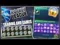 LIVE/ROCKET LEAGUE/GIVEAWAY/HOW TO GET RLCS DROPS EXPLAINED/TRADING AND FUN