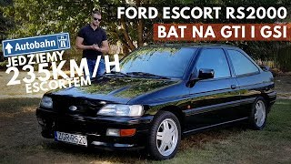 1992 Ford Escort RS2000 - Czy